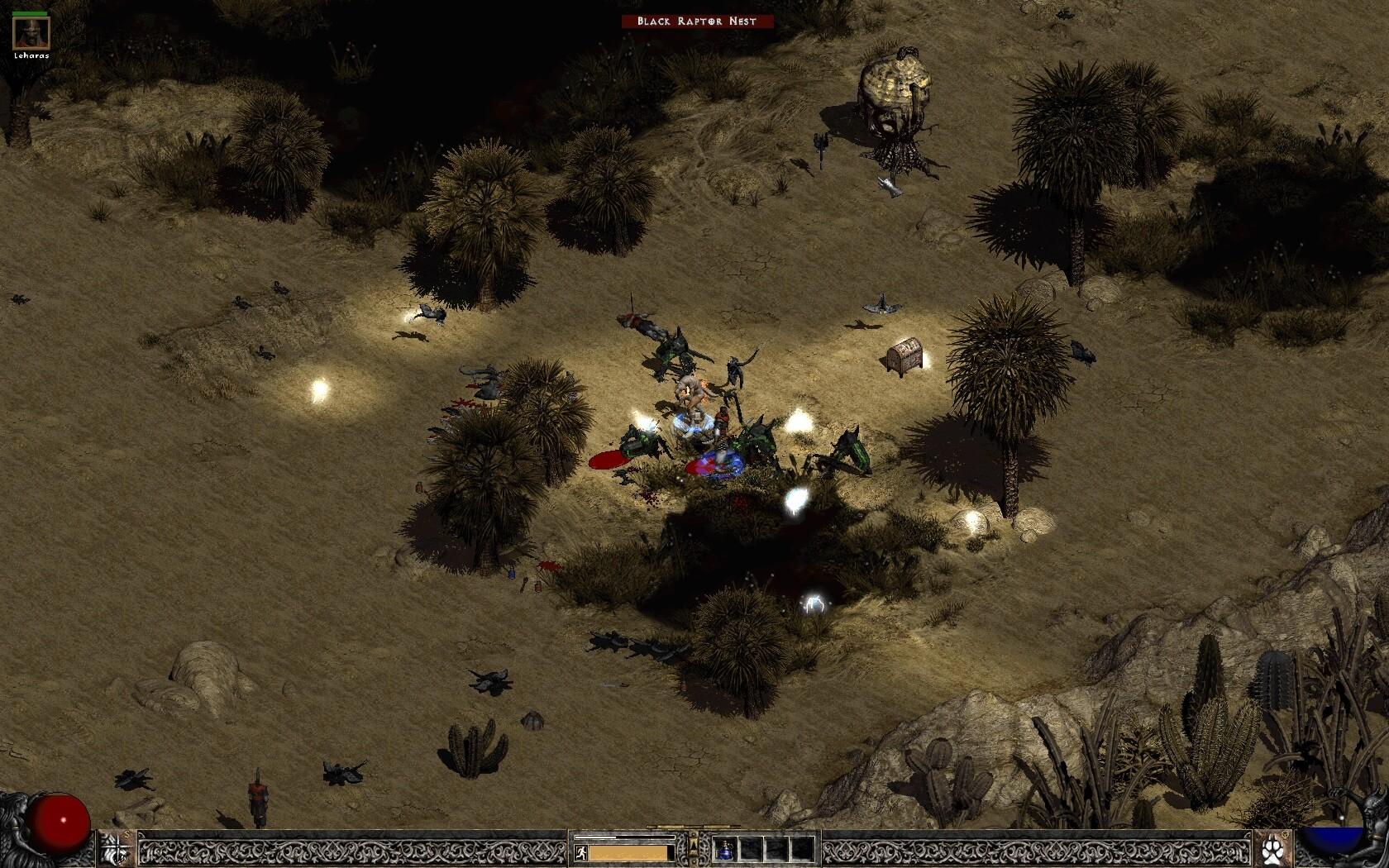Diablo 2 High Res Moddb