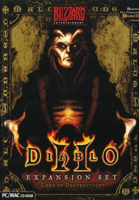 Diablo II Lord of Destruction    - Diablo II: Lord of Destruction Windows, Mac game