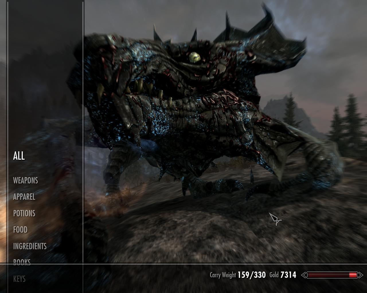 skyrim elder scrolls v how to become a dragon