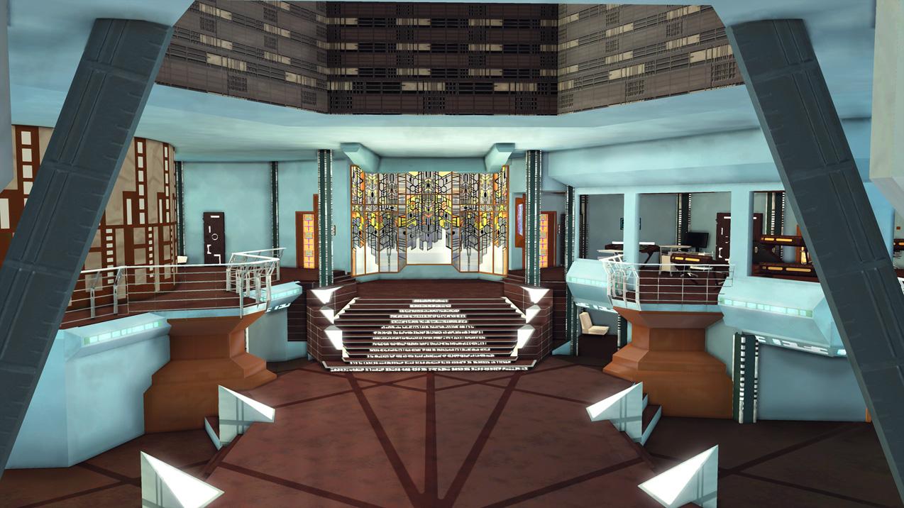 Gateroom Image Stargate Atlantis Adventures Mod Db