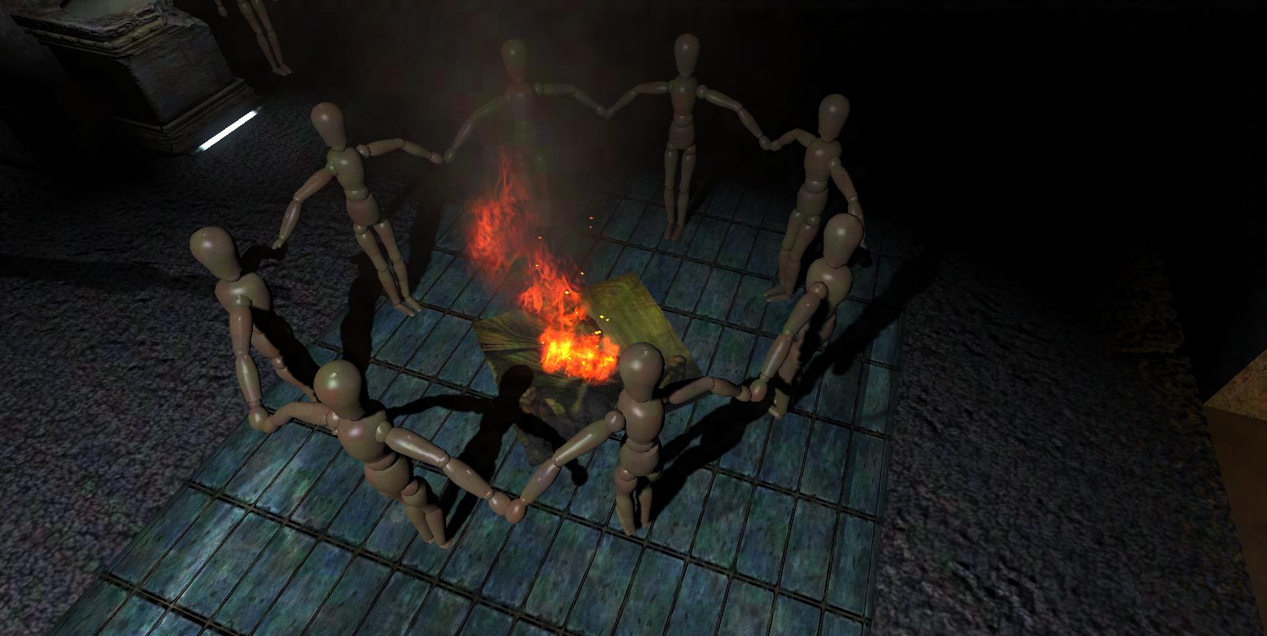 Juegos Indie de terror, una nueva moda bastante apetitosa  Screenshot2