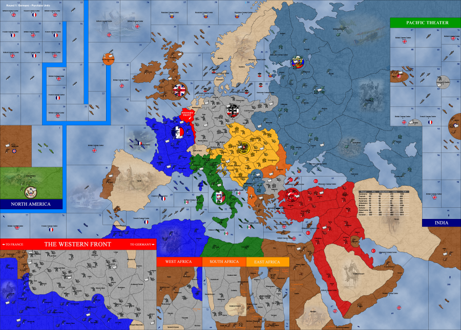 Great war map image triplea mod db add media report rss great war map view original gumiabroncs Image collections