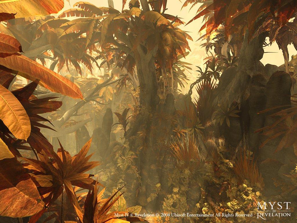 Image result for Myst IV Revelation haven