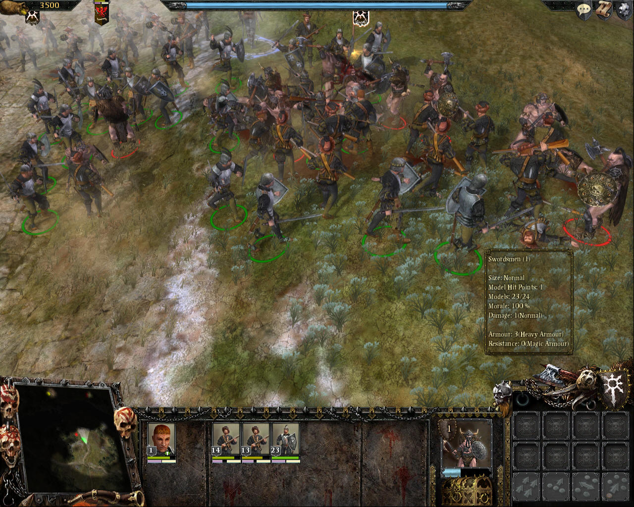 Screenshot image - Warhammer: Mark of Chaos - Mod DB