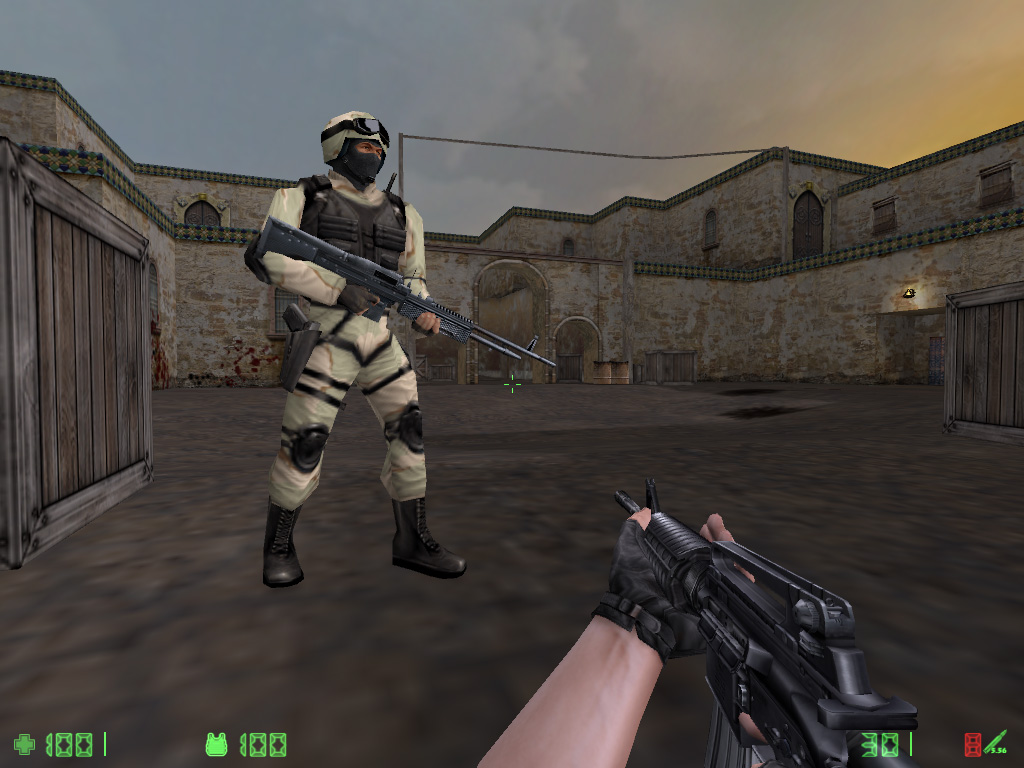 Counter Strike Condition Zero Game - Free Download Full Version For Pc
