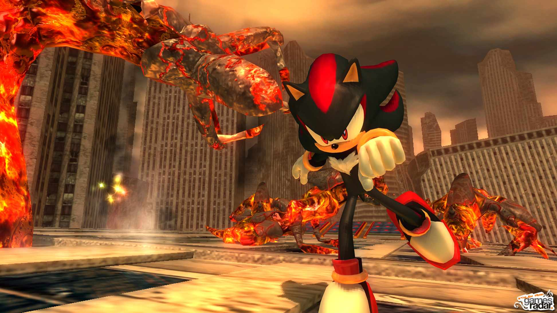 Screenshot Image Sonic The Hedgehog 2006 Mod Db