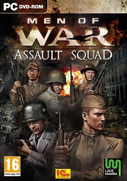 Image result for MEN OF WAR: ASSAULT SQUAD