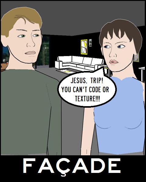 facade game