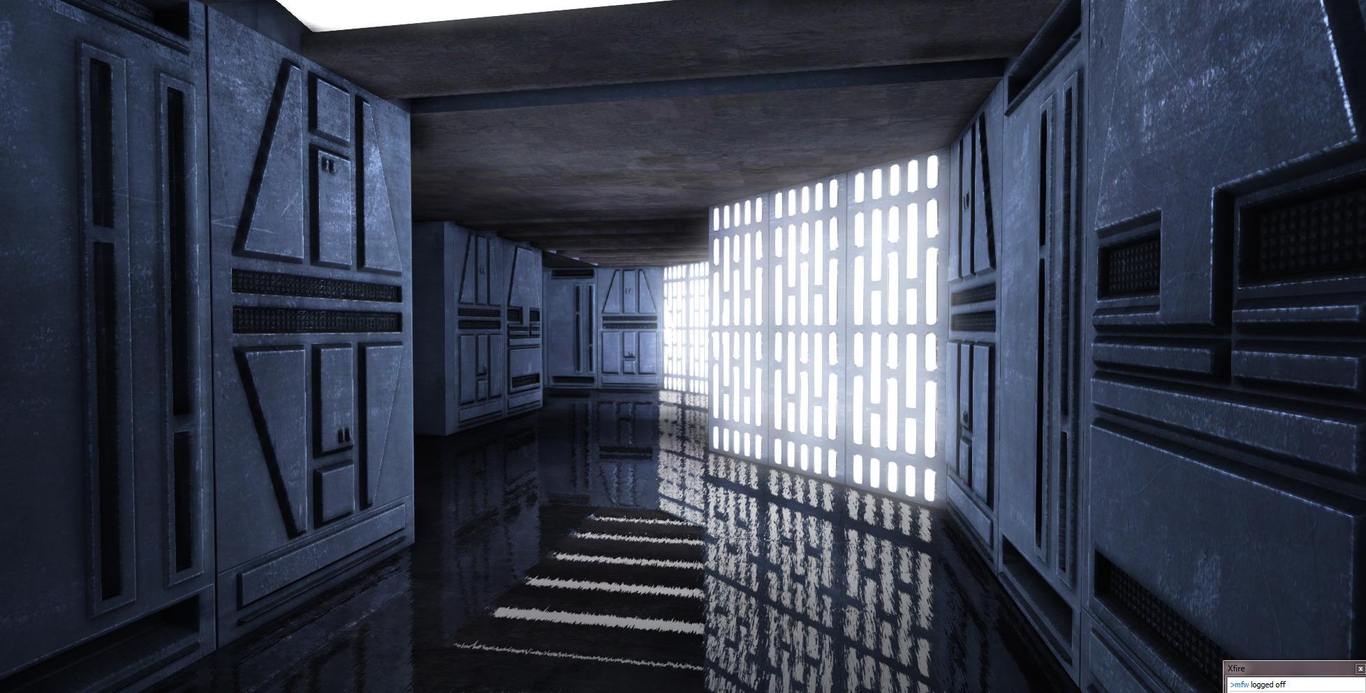 Wip Death Star Image Movie Battles Iii Mod Db
