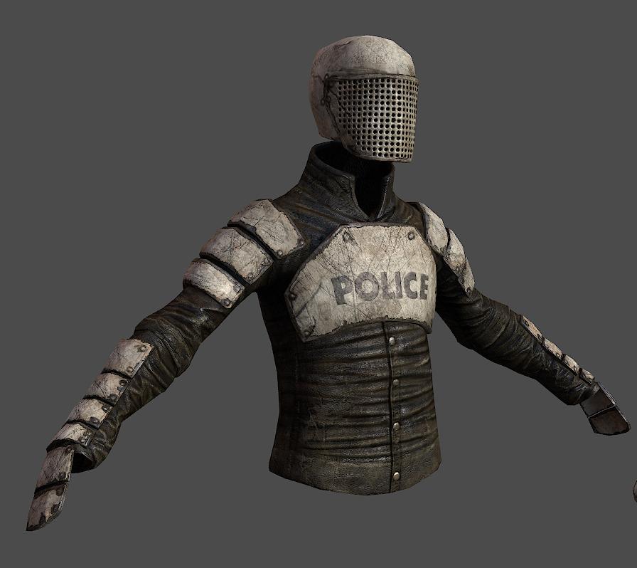 Police uniform image - Kenshi - Mod DB