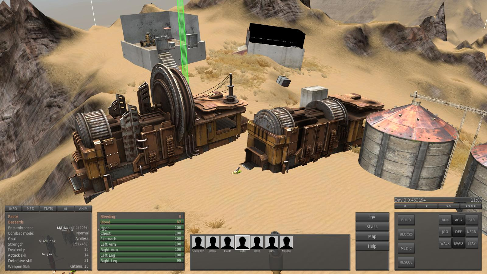 Kenshi Game Building Location
