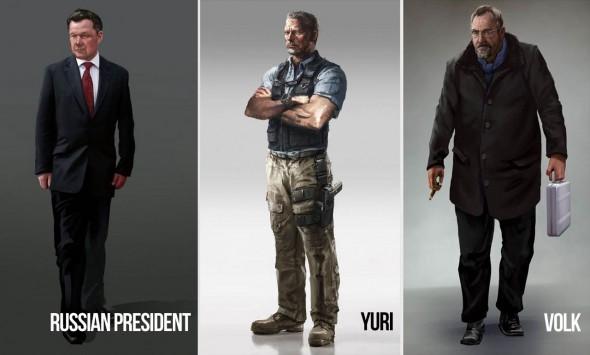 Concept Art Image Call Of Duty Modern Warfare 3 Mod Db