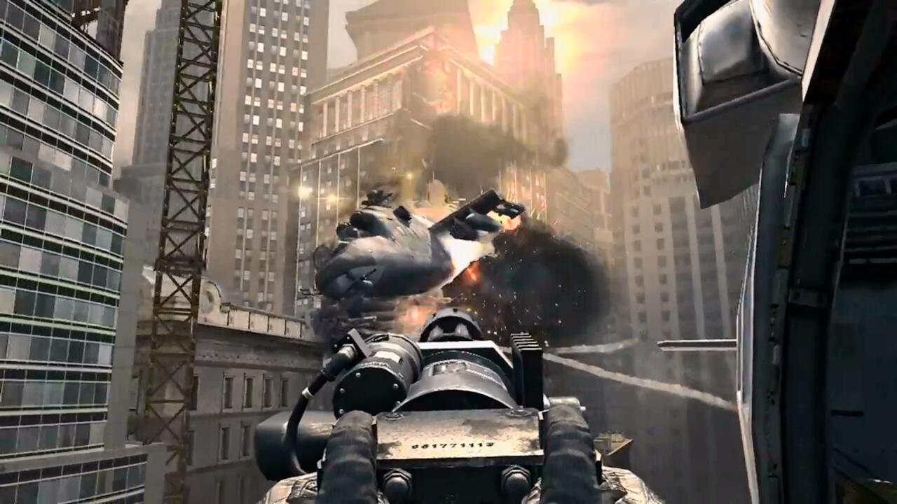Call of Duty: Modern Warfare 3 Reveal Screens image - Mod DB