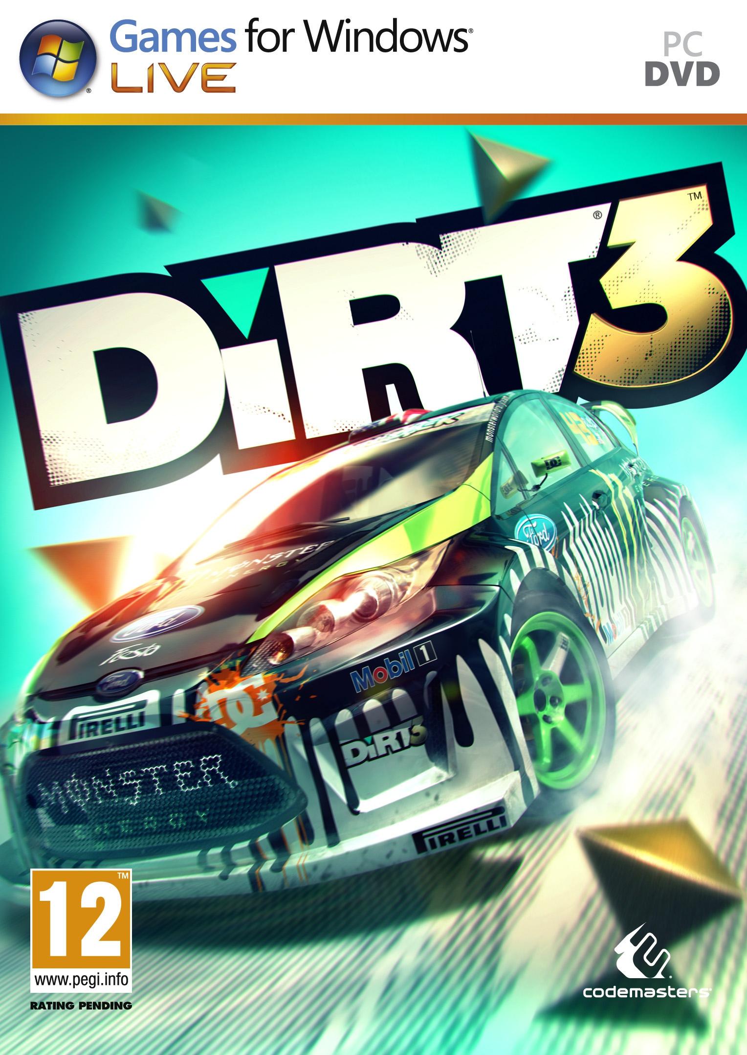 DiRT 3 Windows X360 PS3 game Mod DB