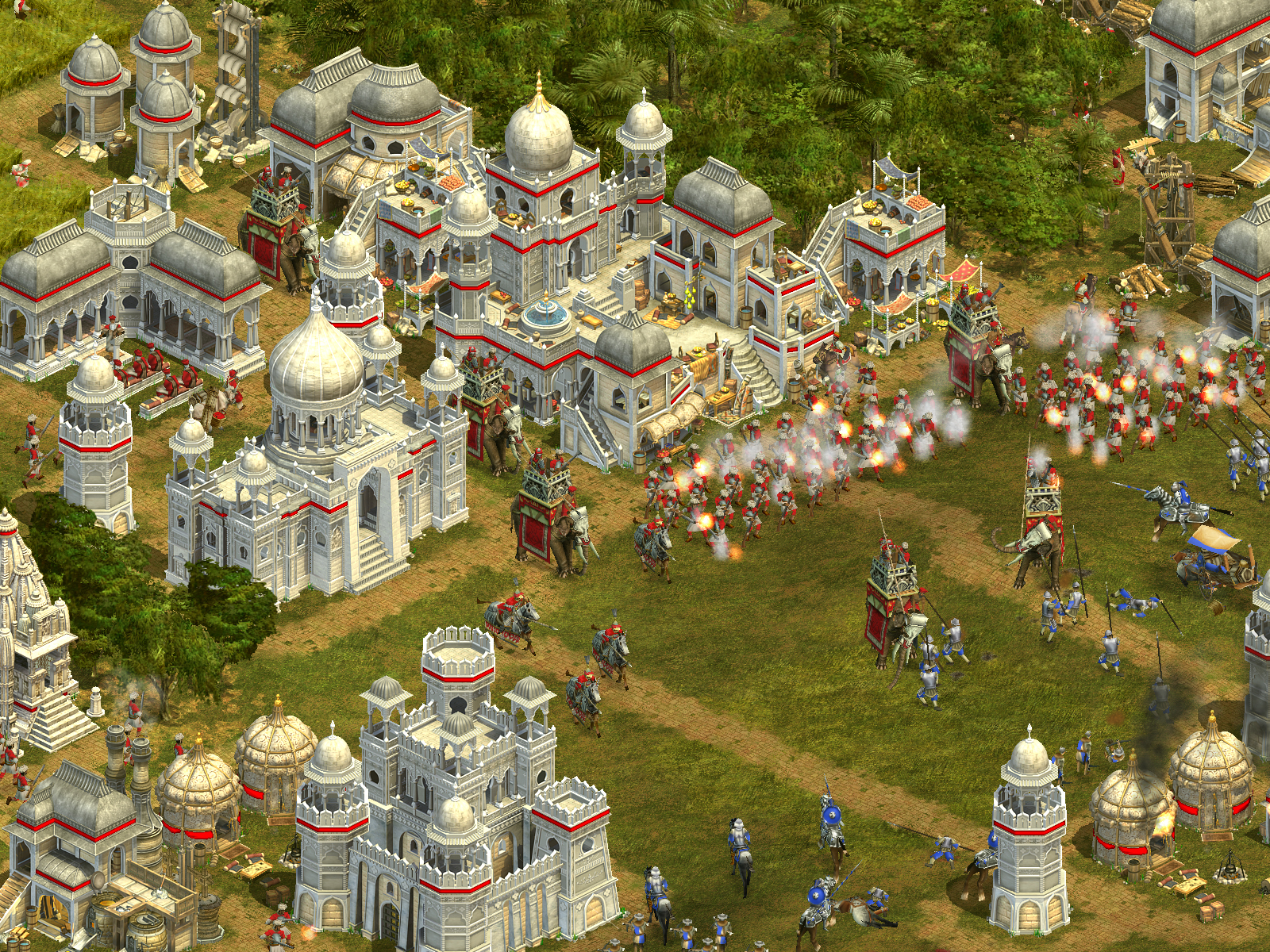 Screenshot image - Rise of Nations: Thrones and Patriots