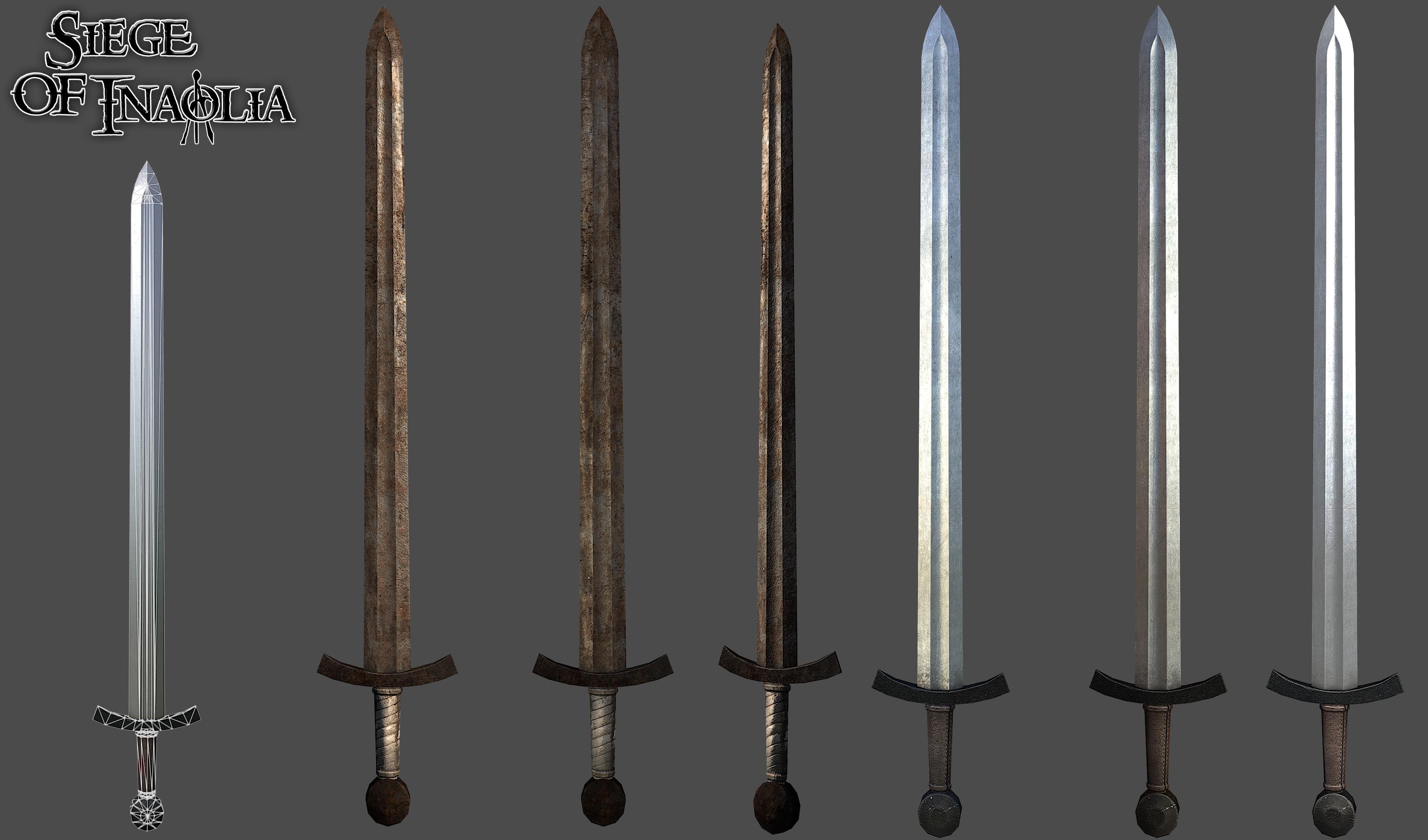 Renders/Screenshots - Common Sword image - Siege of ...