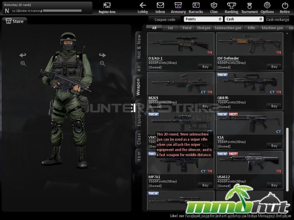 games counter strike online