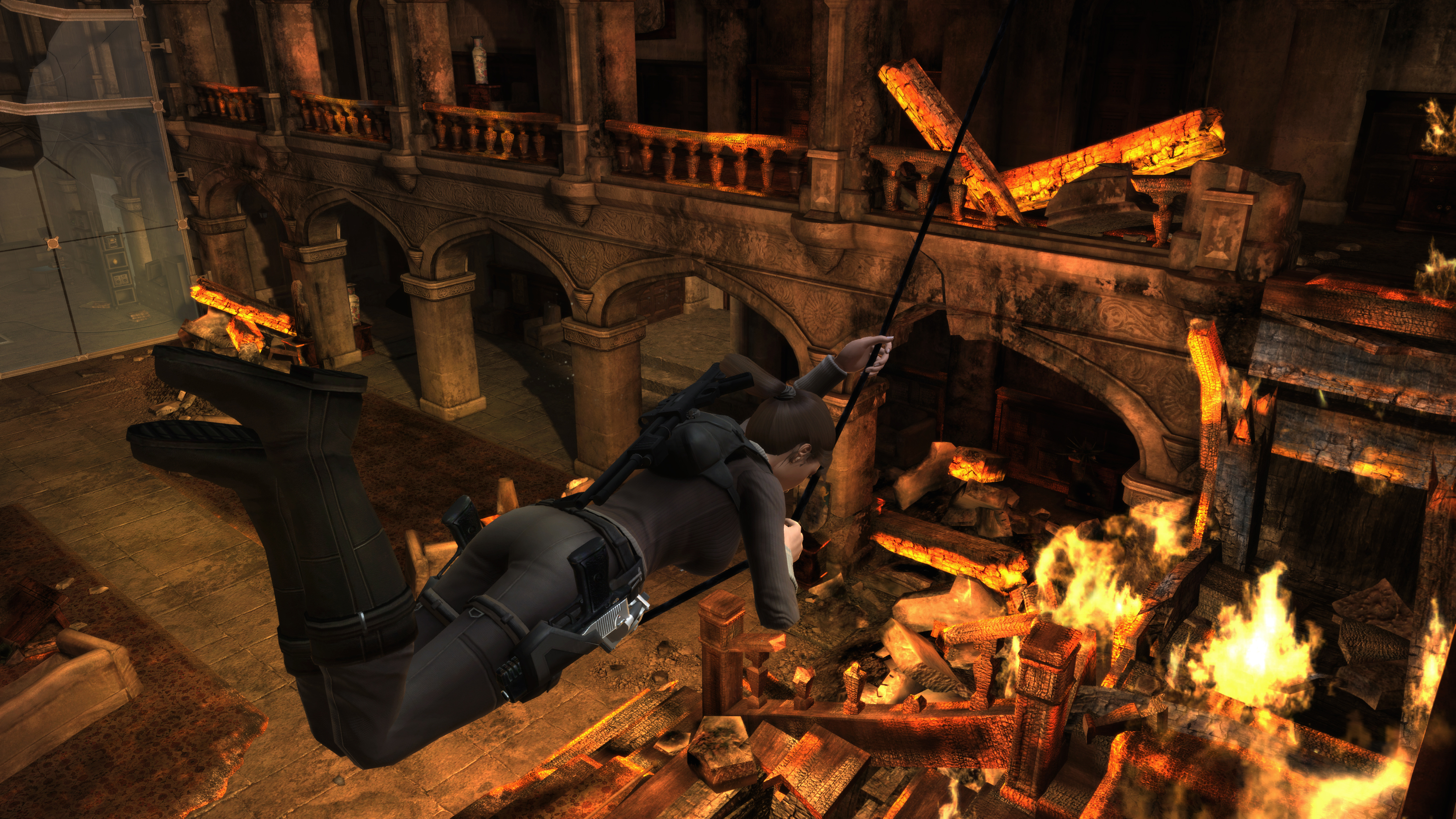 Tomb raider underworld patch naked pic
