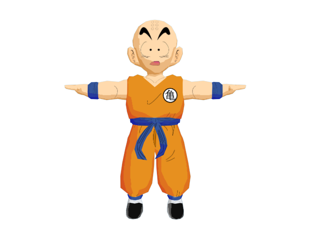 Krillin image - Z Warrior Chronicles - Mod DB