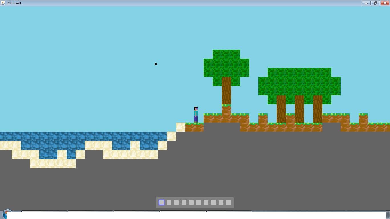 Игры майнкрафт 2д играть онлайн бесплатно