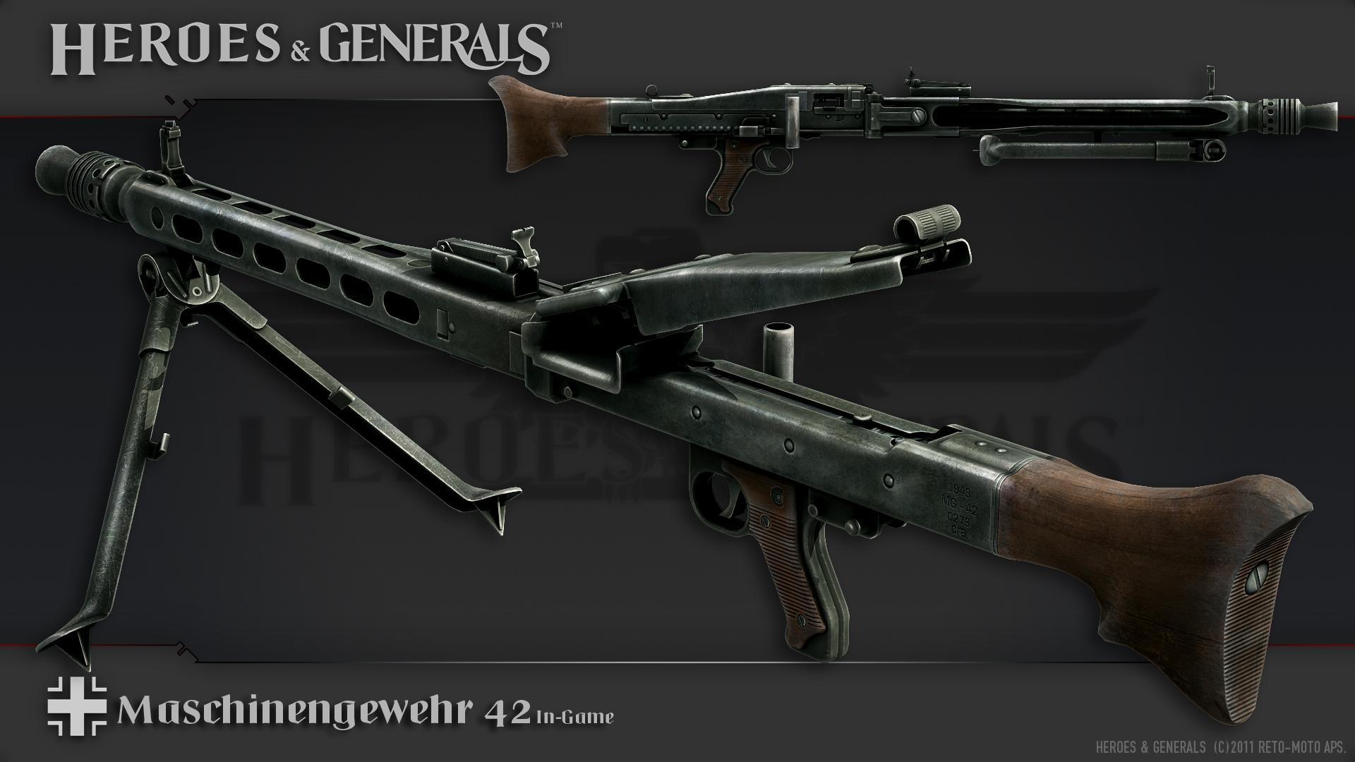 Maschinegewehr 42 Wallpaper: Maschinengewehr 42 Image