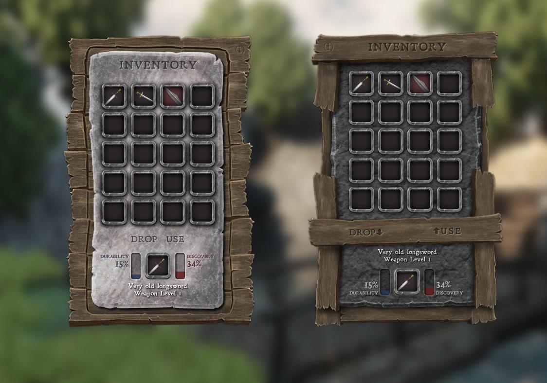 Inventory Slots