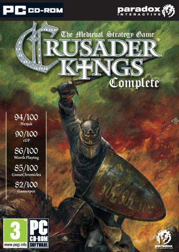 Crusader Kings Ii Windows Mac Game: Crusader Kings Complete Windows Game