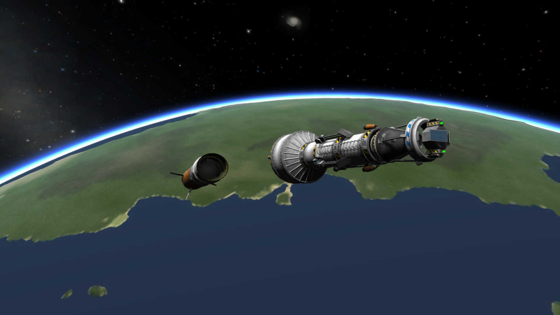 kerbal space program mods - HD 1920×1080