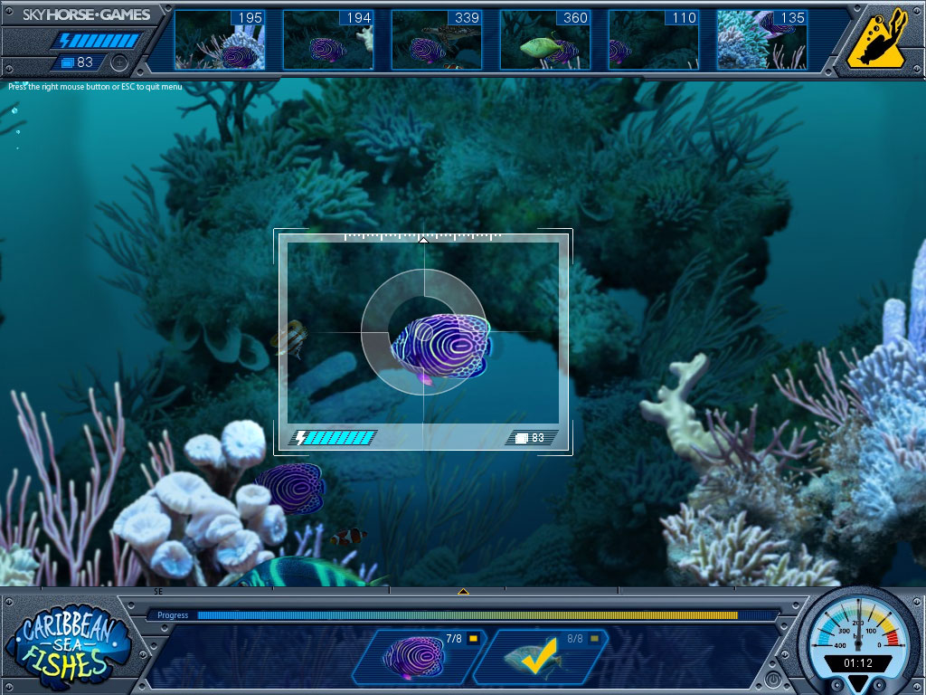 Caribbean sea fishes game download