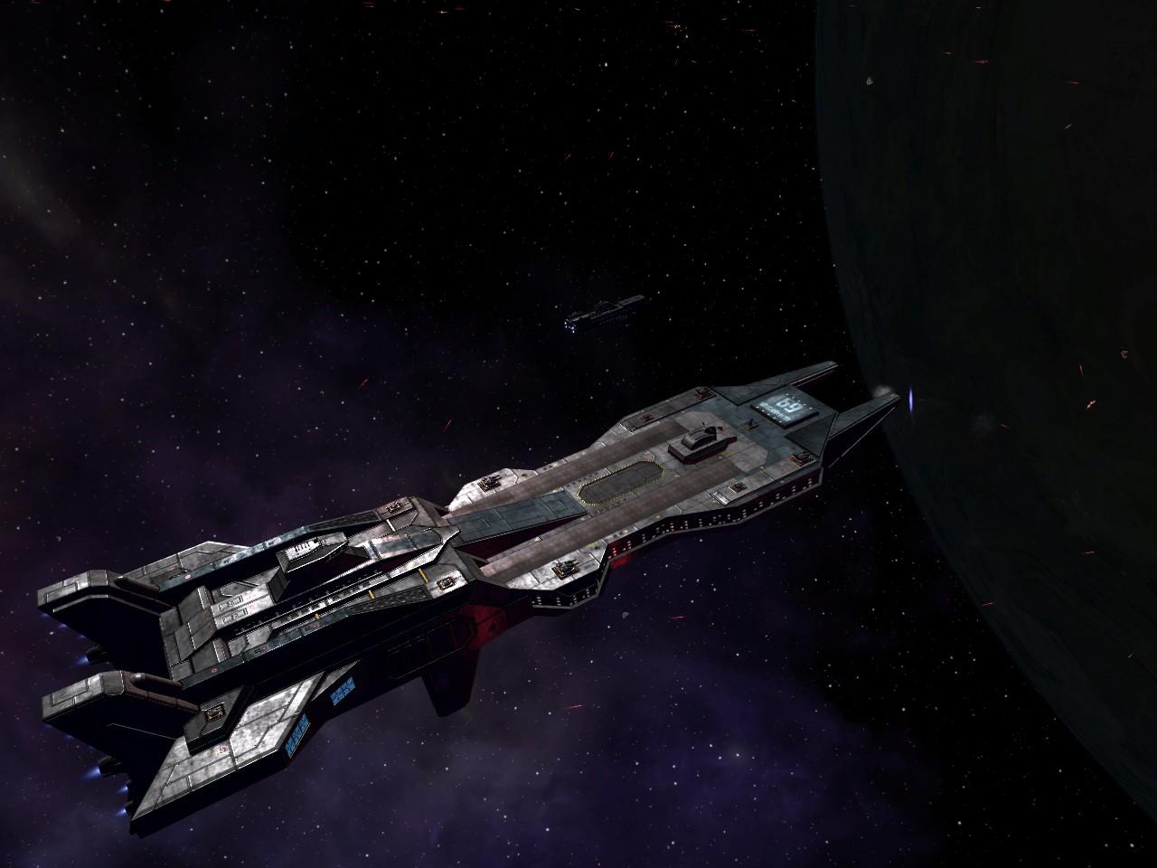 Confederation Class Image Wing Commander Saga The Darkest Dawn