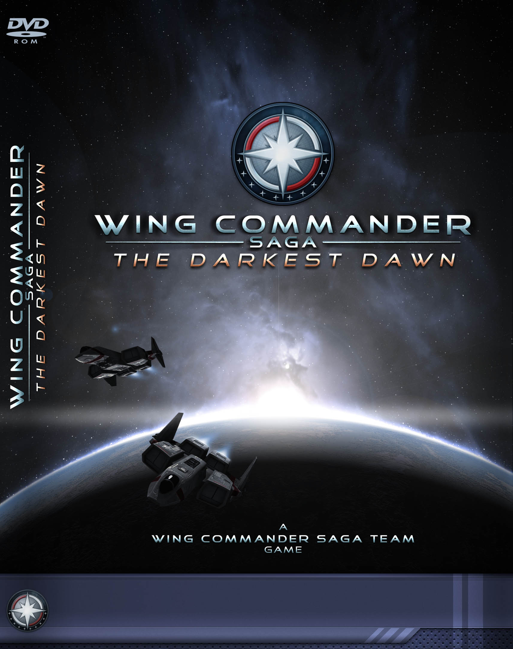 Wc saga prologue released! Wing commander cic.