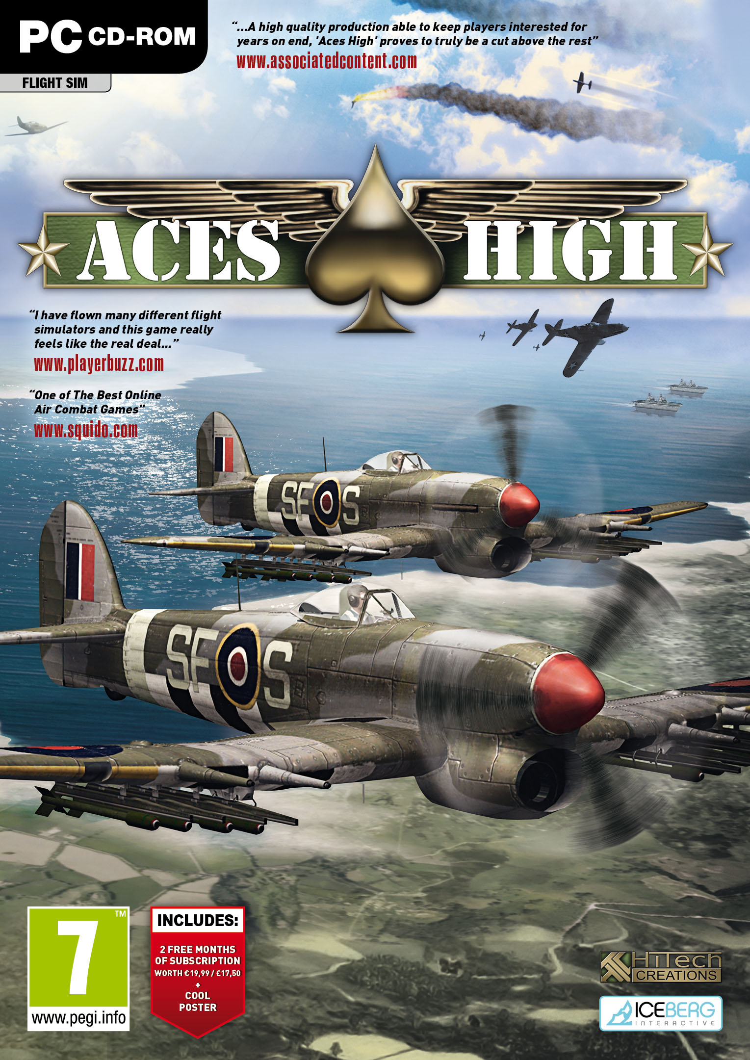 aces high 2 mods