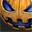 Halloween Pumpkins vs. Skeletons