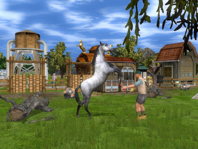 Screenshot Image Wildlife Park 2 Horses Mod Db