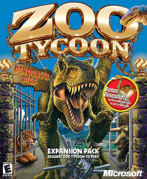Zoo Tycoon: Dinosaur Digs Windows game - Mod DB