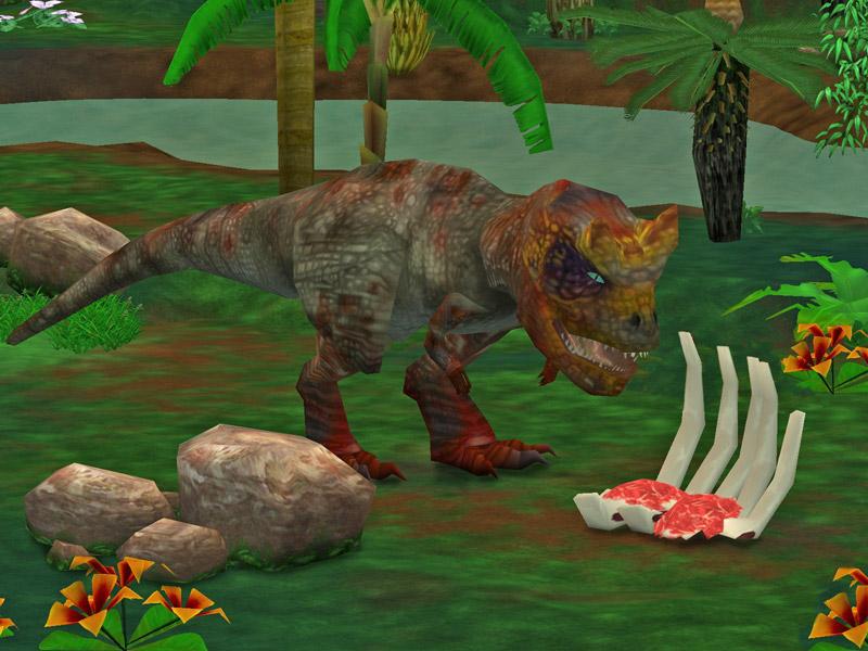 Screenshot Image Zoo Tycoon 2 Dino Danger Pack Mod Db