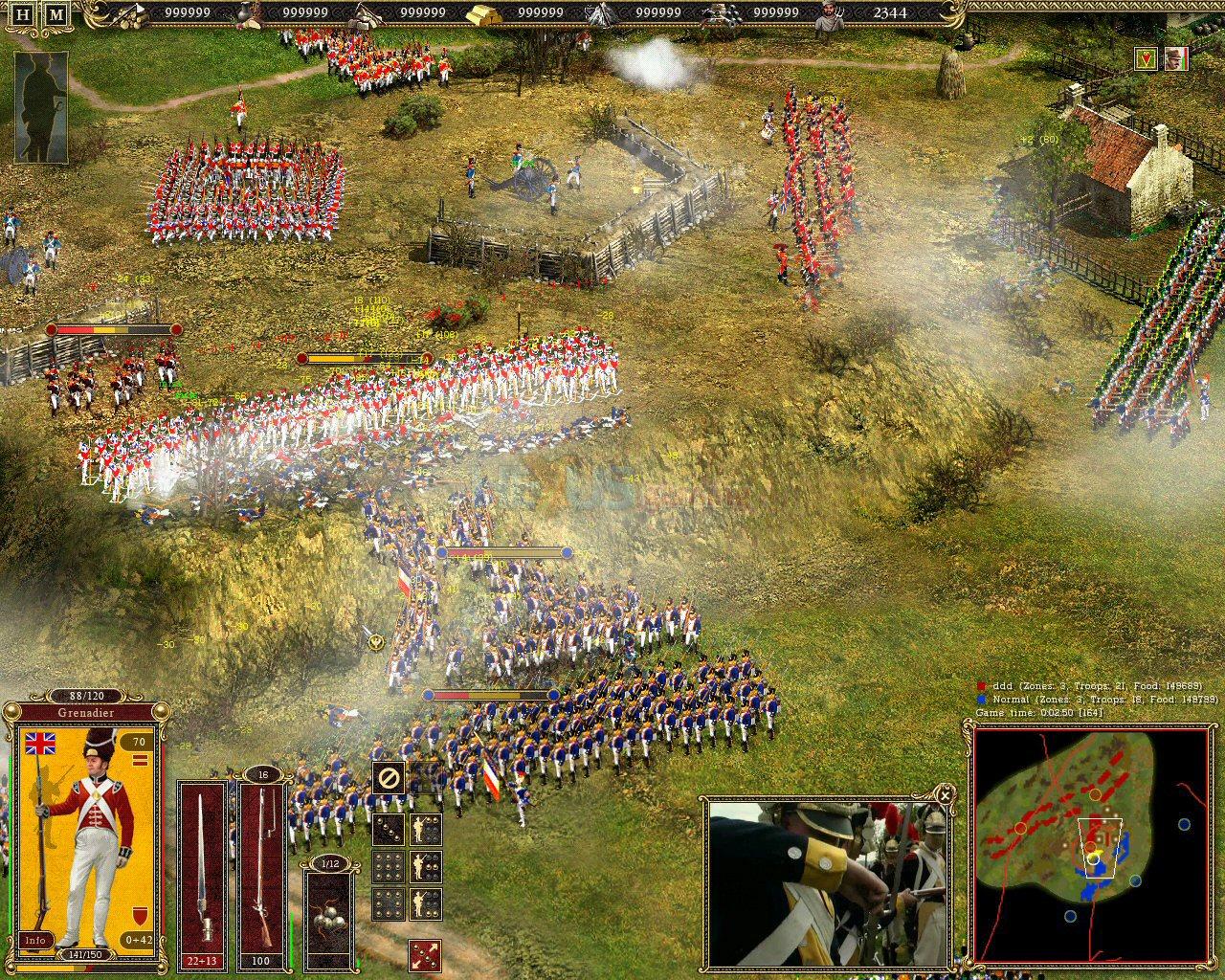Казаки 2 Наполеоновские Войны Кряк