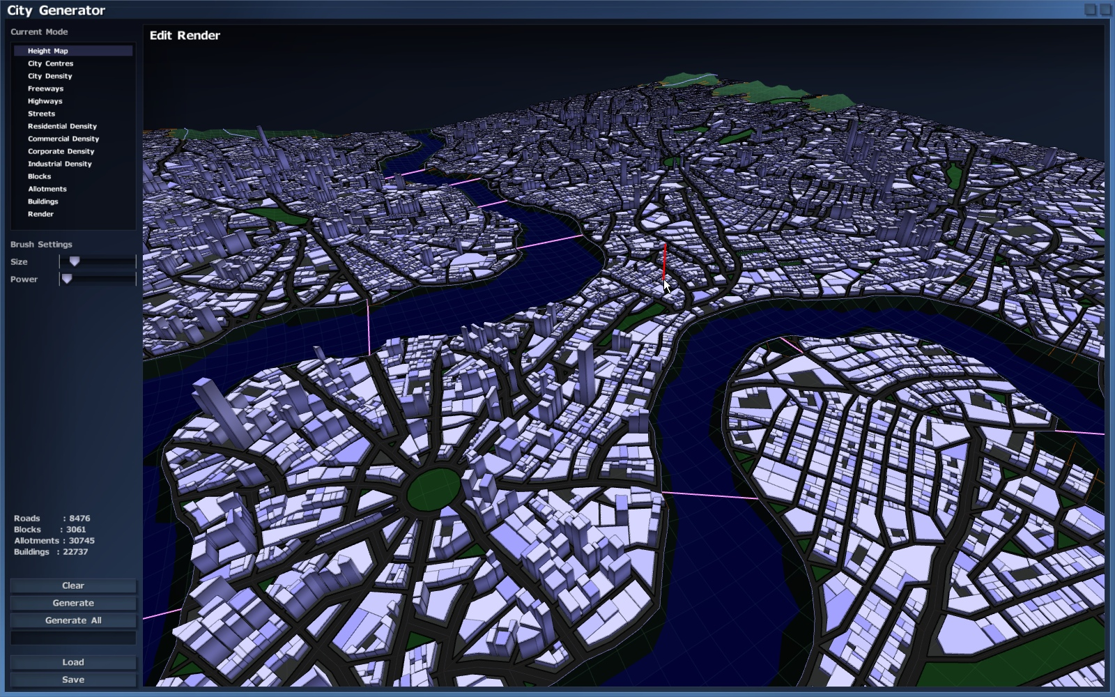 Screenshot image - Subversion City Generator - Mod DB