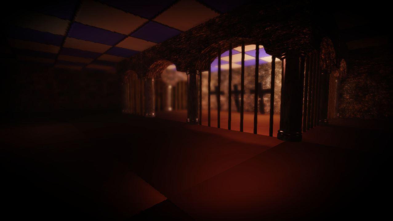 dark basement hd. Report RSS The Chapel - Dark Basement And Crosses (view Original) Hd D