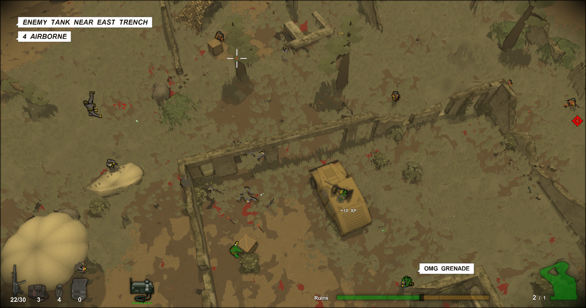 running with rifles 0.92