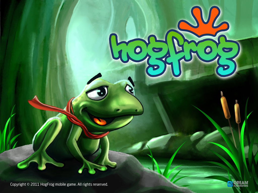 HogFrog IOS, Android Game
