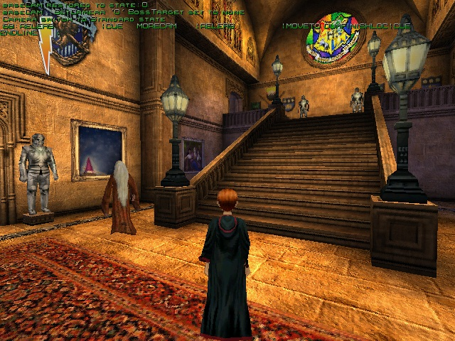 Play As Ron Image Harry Potter And The Sorcerer S Stone