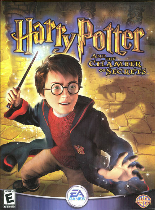 Harry Potter And The Chamber Of Secrets Windows Mac XBOX
