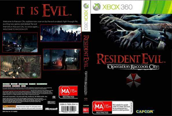 resident evil operation raccoon city product key for windows live free
