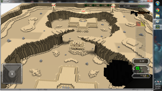 Featured Community Map, created by: Erk image - Guncraft - Mod DB