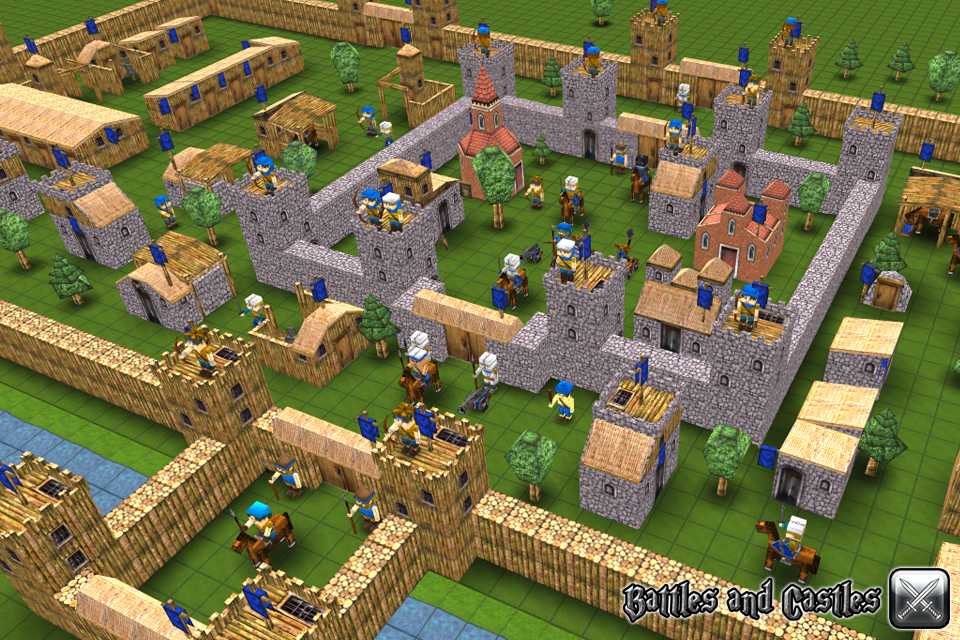 Castle Builder Games