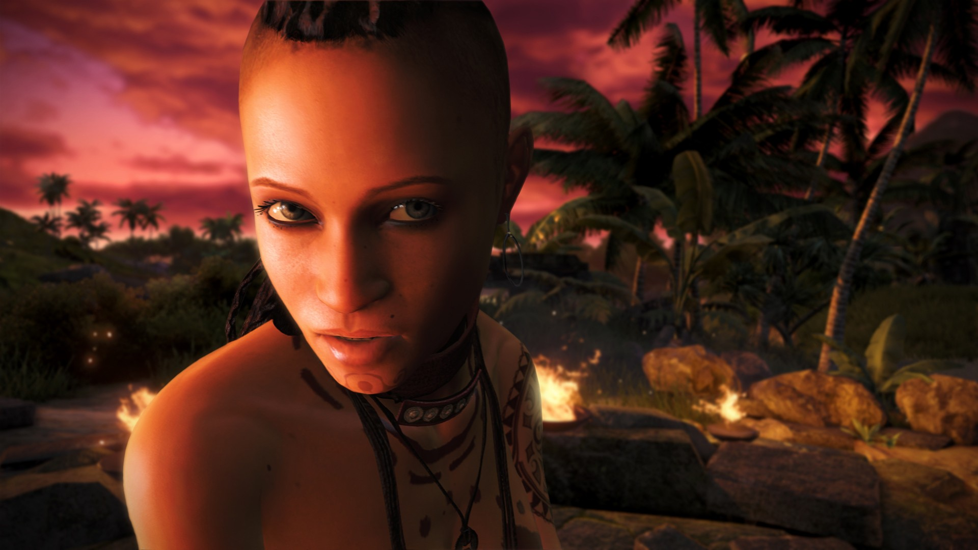 Farcry3 гђђnude mod exposed tube
