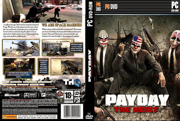 Payday 2 Payday Game Payday 3: Payday: The Heist Windows, PS3 Game