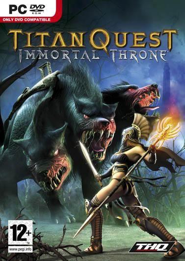 Titan Quest: Immortal Throne Windows game - Mod DB
