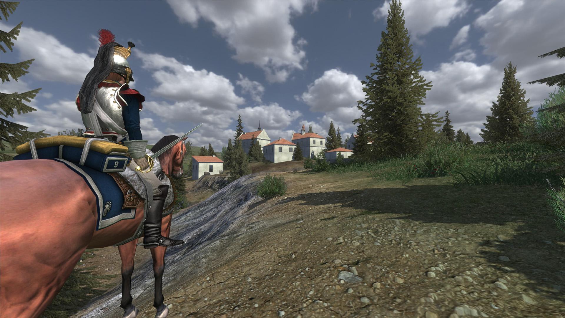 Mount blade warband napoleonic wars мод скачать
